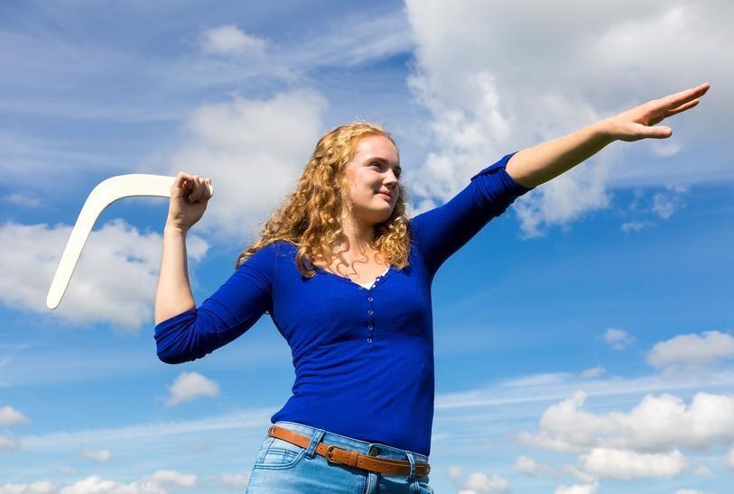 Emoções com que não contava?…Saiba o que é o efeito boomerang!