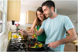 Equilibre os ingredientes amorosos certos…para o caldo ficar bem apurado